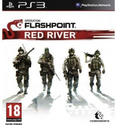 Codemasters Operation Flashpoint Red River (PS3)
