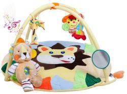 PlayTo Játszószőnyeg melódiával - oroszlán