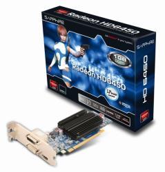 SAPPHIRE Radeon HD 6450 1GB GDDR3 64bit PCIe (11190-02-20G)