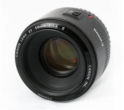 Canon EF 50mm f/1.8 II (ACC21-6241201)
