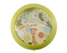 Vulli Cutie muzicala - Girafa Sophie in carusel