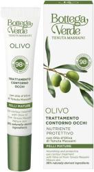 Bottega Verde Tratament pentru ochi, hidratant si nutritiv, cu ulei de masline de la Palazzo Massaini, 15 ML