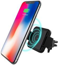 Patchworks CAMO Qi Wireless Charging Car Vent Mount - магнитна поставка за кола с безжично зареждане за QI съвместими смартфони