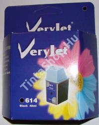Q-Print (Quality Print) HP C6614D (No. 20) BK fekete (BK-Black) kompatibilis (utángyártott) tintapatron