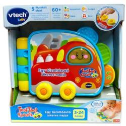 VTech Toot-Toot: Egy tűzoltóautó sikeres napja hangoskönyv