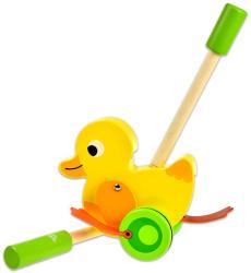 Tooky Toy Tologatós fa játék - Kacsa