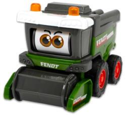 Simba Toys Boldog masinák - mozgó szemű Fendt kombájn