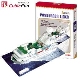 CubicFun CFC068 (40) - Cruiseship - 3D