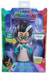 PJ Masks Figurina luminoasa si interactiva - Romeo (PJ24585R)
