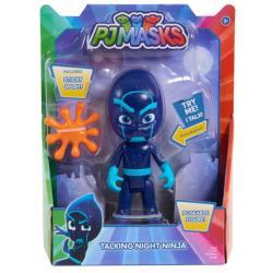 PJ Masks Figurină luminoasa si interactiva - Ninja (PJ24585N)