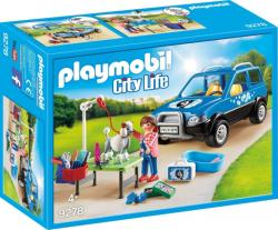 Playmobil Kutyaszalon (9278)
