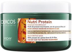 Vichy ВИШИ dercos nutri protein МАСКА ЗА КОСА 250 МЛ / vichy dercos nutri protein restorative mask 250ml