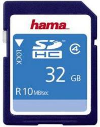 Hama SDHC 32GB Class 4 90804
