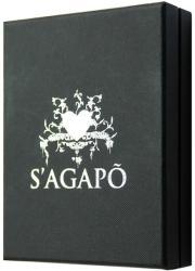 Sagapo Acél fülbevaló Sagapo FANTASIA SFS21
