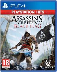 Ubisoft Assassin's Creed IV Black Flag [PlayStation Hits] (PS4)
