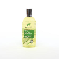 Dr. Organic ДР. ОРГАНИК АЛОЕ ВЕРА ВЪЗСТАНОВЯВАЩ И ПОДХРАНВАЩ ШАМПОАН 265 МЛ. / dr. organic aloe vera shampoo 265ml