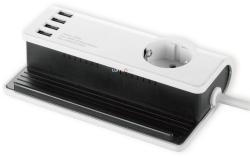GAO 1 Plug + 4 USB 1.4m (0433H)