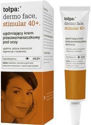 Tolpa Cremă pentru conturul ochilor - Tolpa Dermo Face Stimular 40+ Eye Cream 10 ml Crema antirid contur ochi