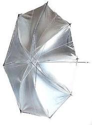 WF Fancier Fancier WOS3002/33 CH Reflector - umbrela reflexie argintie 80cm
