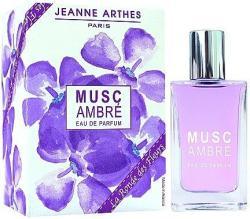 Jeanne Arthes La Ronde des Fleurs - Musc Ambré EDP 30ml