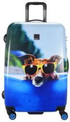 Saxoline Happy Dog bőrönd 60