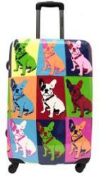 Saxoline Bulldog bőrönd 60