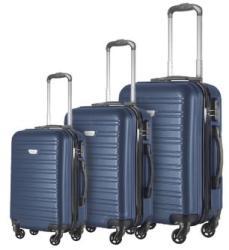 Kring Salvador ABS bőrönd készlet