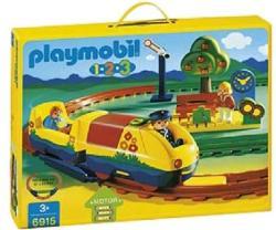 Playmobil Elektromos vonat szett (6915)