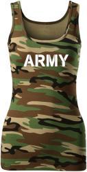 WARAGOD maieu damă army, camuflaj 180g/m2