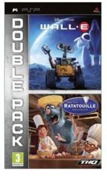 THQ Double Pack: Wall-E + Ratatouille (PSP)