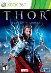 SEGA Thor God of Thunder (Xbox 360)