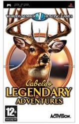 Activision Cabela's Legendary Adventures (PSP)