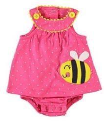 Carter's - Rochita Bee Sunsuit (CT_010101)
