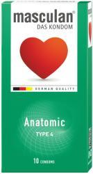Masculan Anatomic 10 pack
