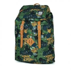 The Pack Society Rucsac mare The Pack Society Green Camo (181CPR703.74)