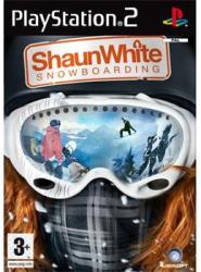 Ubisoft Shaun White Snowboarding (PS2)