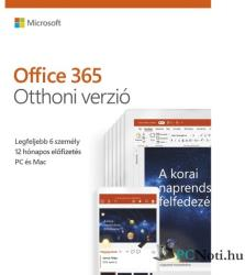 Microsoft Office 365 Home 6GQ-00092K