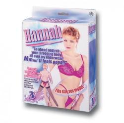 NMC Hannah guminő