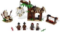 LEGO Pirates - A kannibál szökése 4182