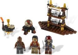 LEGO Pirates - A kapitány fülkéje 4191