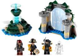 LEGO Pirates - A fiatalság forrása 4192