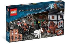 LEGO Pirates - A londoni szökés 4193