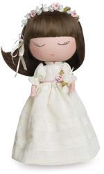 Anekke Menyasszony baba virágos fejdísszel (20600MU)