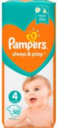 Pampers Sleep & Play 4 Maxi (9-14kg) 50db