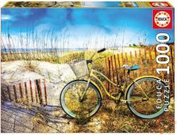 Educa Bicikli a dűnék között 1000 db-os (17657)