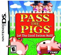 THQ Pass the Pigs (NDS) Játékprogram