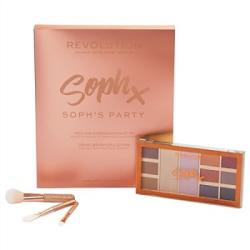 Makeup Revolution Party Sophx Face and Eyeshadow Palette