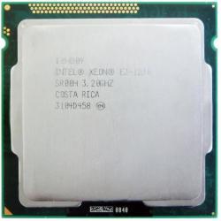 Intel Xeon Dual-Core E3-1230 3.2GHz LGA1155