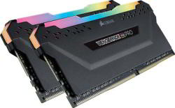 Corsair VENGEANCE RGB Pro 16GB (2x8GB) DDR4 3200MHz CMW16GX4M2C3200C16