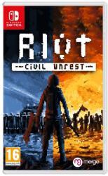 Merge Games RIOT Civil Unrest (Switch)